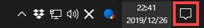 Windows10の夜間モード1